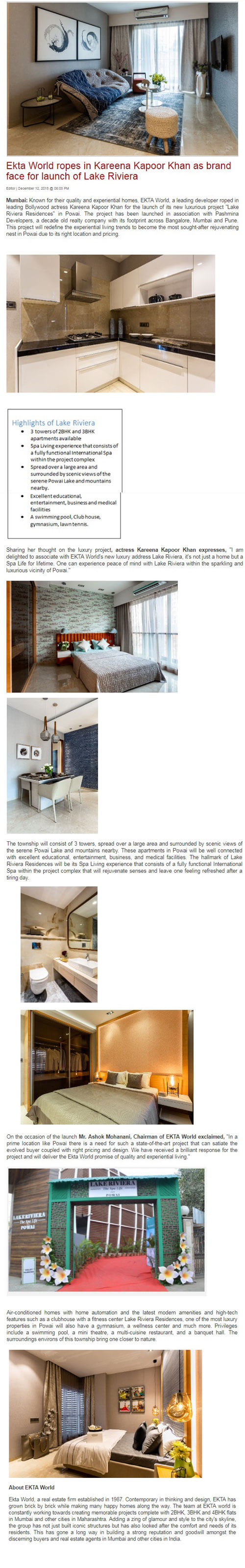 b513255a9c Dec. EKTA World redefines spa living with new project