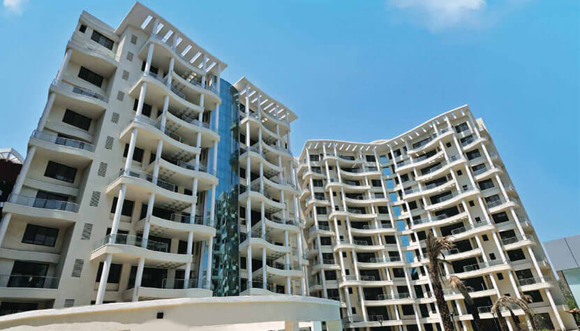 Residential Projects In Pune - Ekta California
