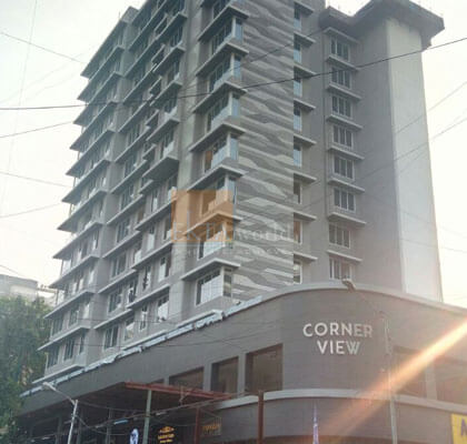 Bandra West Apartments - Ekta World Corner View