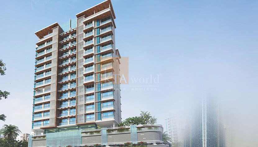 Properties For Sale In Bandra West - Ekta World Corner View