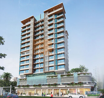 Flats For Sale In Bandra - Ekta World Corner View