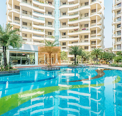 Residential Apartment In Khar - Ekta Eros