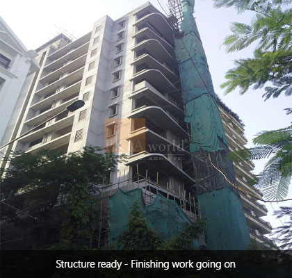 Construction Property in Khar