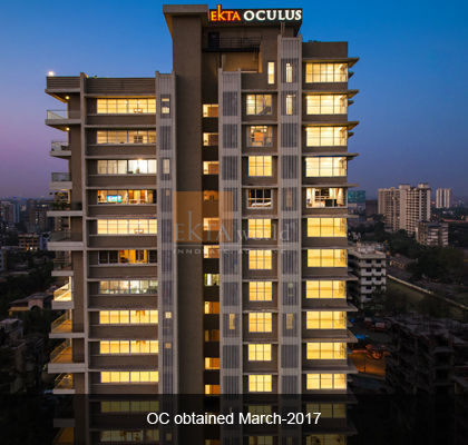 Residential Projects - Ekta Oculus In Chembur East
