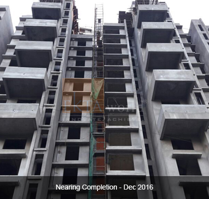 Ekta Panorama Nearing Completion on Dec 2016 - Image 4