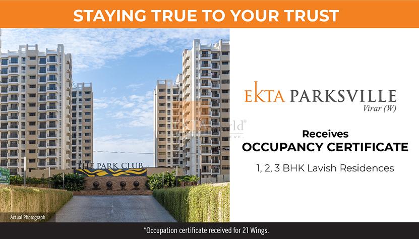 Residential Projects In Virar | Luxury Properties In Virar - Ekta