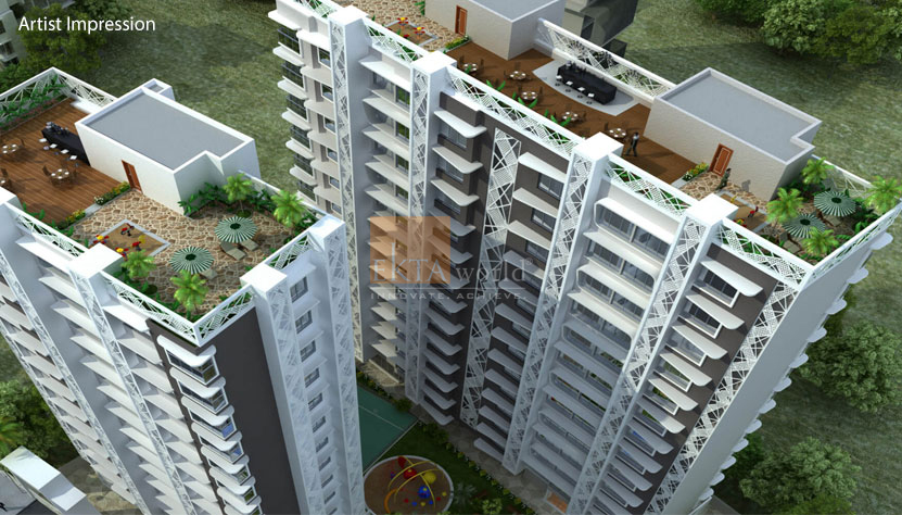Residential Property In Santacruz West - Ekta Trinity