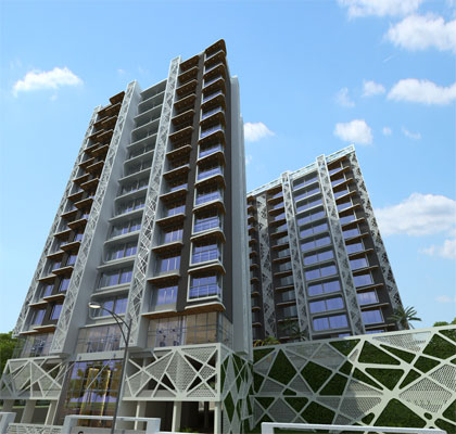 Residential Projects In Santacruz - Ekta Trinity