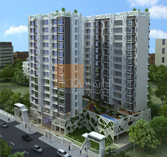 Luxury Apartment In Santacruz Ekta Trinity